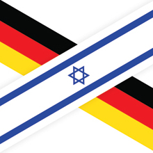 50 Years Anniversary of Diplomatic Relations Israel–Germany
