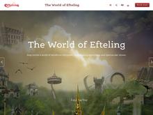 Efteling website