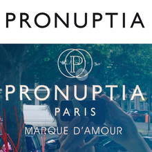 Pronuptia wedding branding