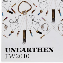 Unearthen Fall/Winter 2010 Lookbook Poster