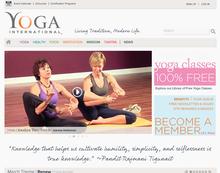 <cite>Yoga International</cite>
