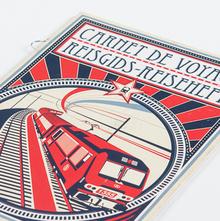 Carnet de voyage | Reisgids | Reiseheft