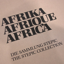 <cite>Afrika, Afrique, Africa. The Stepic Collection</cite> by Herbert Stepic (Ed.)