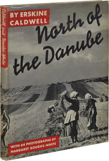 <cite>North of the Danube</cite> by Erskine Caldwell