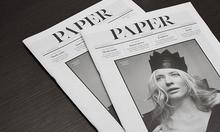<cite>Paper</cite> magazine