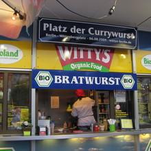 Platz der Currywurst