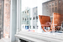 <cite>The Primary Essentials</cite> Store & Website
