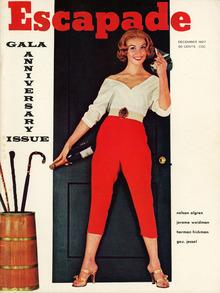 Escapade Magazine, Gala Anniversary Issue 1957