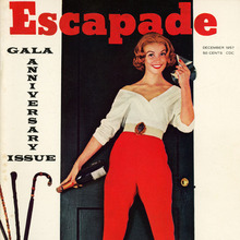 Escapade Magazine, Gala Anniversary Issue 1957