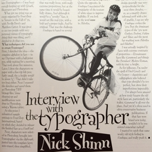 Nick Shinn in the '90s