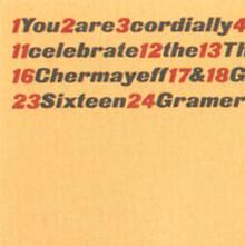 Chermayeff & Geismar 30th Anniversary Party