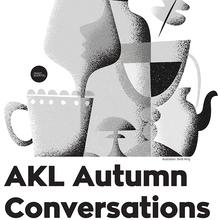 AKL Autumn Conversations Poster