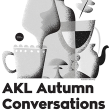 AKL Autumn Conversations Poster