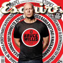 <cite>Esquire<cite> magazine (Greek edition)
