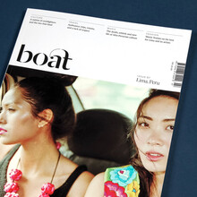 <cite>Boat</cite> Magazine, Issue 7: Lima