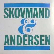 Skovmand & Andersen logo, circa 1965