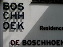 Hotel Boschhoek signage
