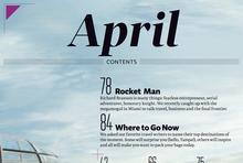 Delta <cite>Sky</cite> Magazine