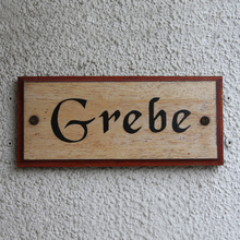 Grebe house name