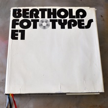 <cite>Berthold Fototypes E1</cite>