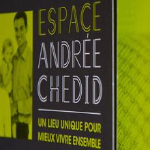Espace Andrée Chedid