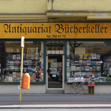 Antiquariat Bücherkeller