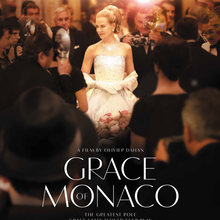 <cite>Grace of Monaco</cite> movie poster