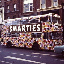 """Smarties"" bus"