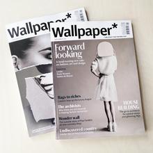 Wallpaper* Magazine, 2013 Redesign