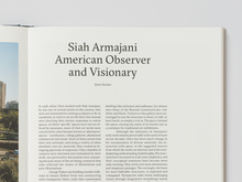 Siah Armajani Catalogue