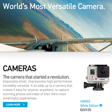 GoPro website