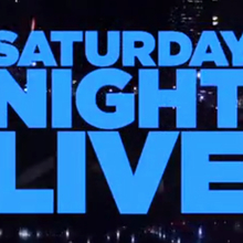 <cite>Saturday Night Live</cite> opening/intro titles (2012–)