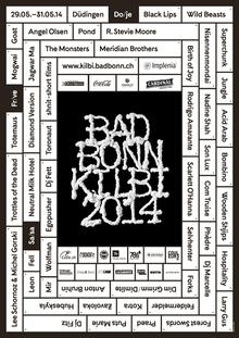 Bad Bonn Kilbi 2014
