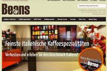 Beans Kaffeespezialitäten