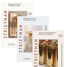 Strietman Visual Identity