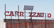 Carrozzauto sign