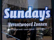 Sunday's Amsterdam