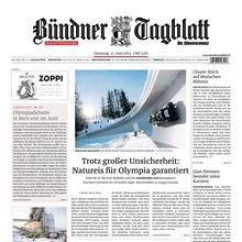 <cite>Bündner Tagblatt</cite>