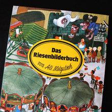 <cite>Das Riesenbilderbuch</cite> by Ali Mitgutsch
