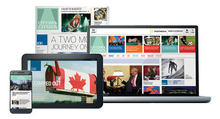 <cite>Ottawa Citizen</cite> newspaper, site and apps