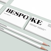 BESPOKE identity and website