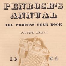<cite>Penrose's Annual</cite>, 1934