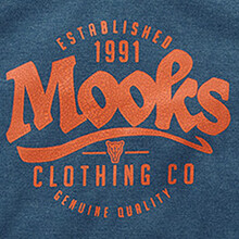 "Mooks ""The Man"" Tee"
