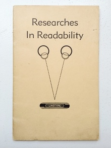 Researches in Readability