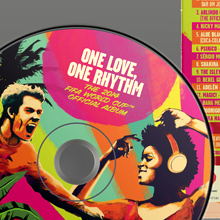 <cite>One Love, One Rhythm – The 2014 FIFA World Cup Official Album</cite>