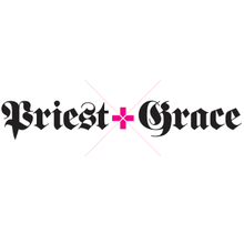Priest + Grace logo