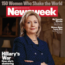 <cite>Newsweek</cite> redesign, Mar 2011
