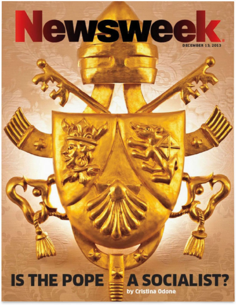 Newsweek Covers Oct 2013 Feb 2014 Fonts In Use