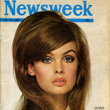 <cite>Newsweek</cite> covers, 1965
