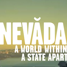 Travel Nevada website